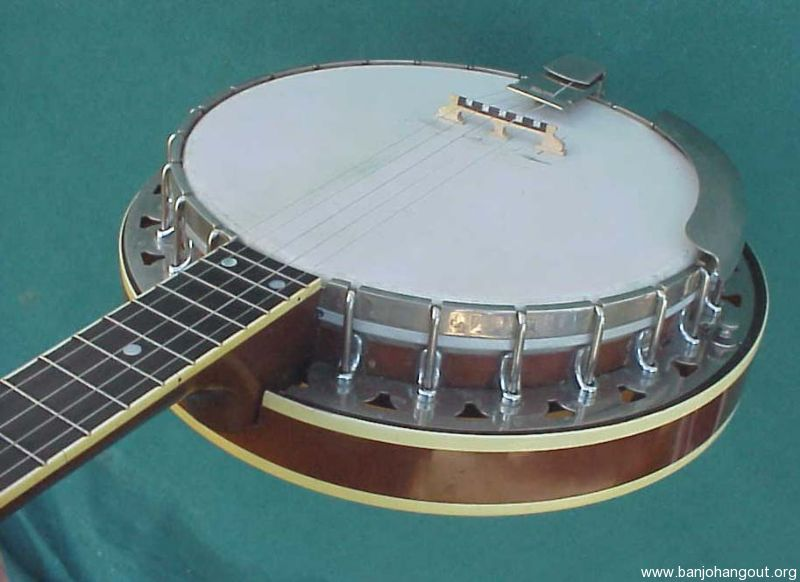 1970s MARTIN - VEGA WONDER 5 string with resonator/flange
