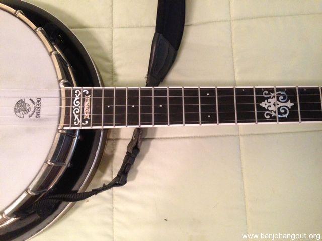 SOLD: Deering John Hartford Banjo - Banjo Hangout
