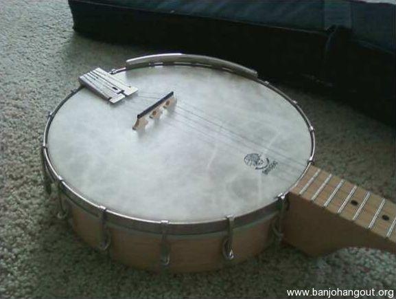 used deering goodtime banjo sold used banjo for sale at. Black Bedroom Furniture Sets. Home Design Ideas