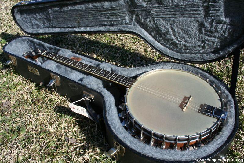 Vega Little Wonder Tenor Banjo (circa 1930's) - Used Banjo