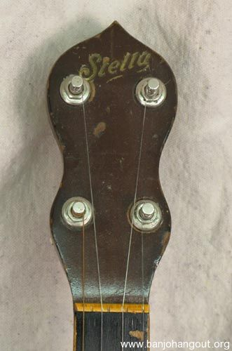 oscar schmidt  u0026quot stella u0026quot  5-string banjo