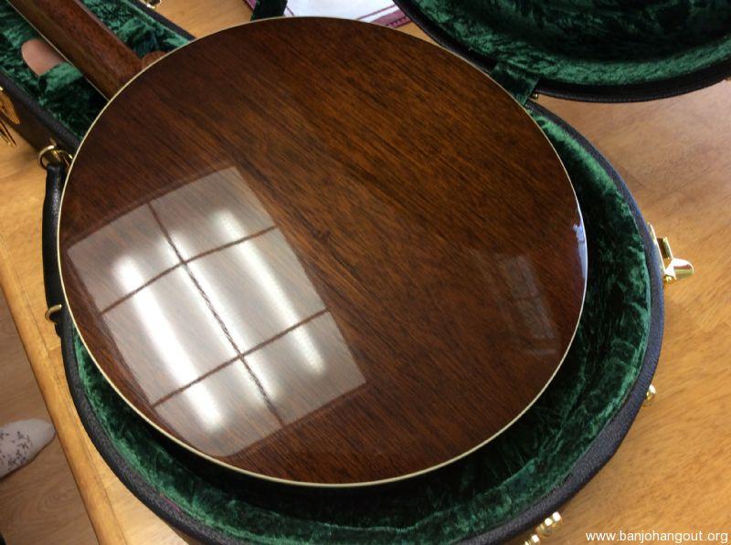 Hatfield Buck Creek #80 - Used Banjo For Sale at BanjoBuyer com