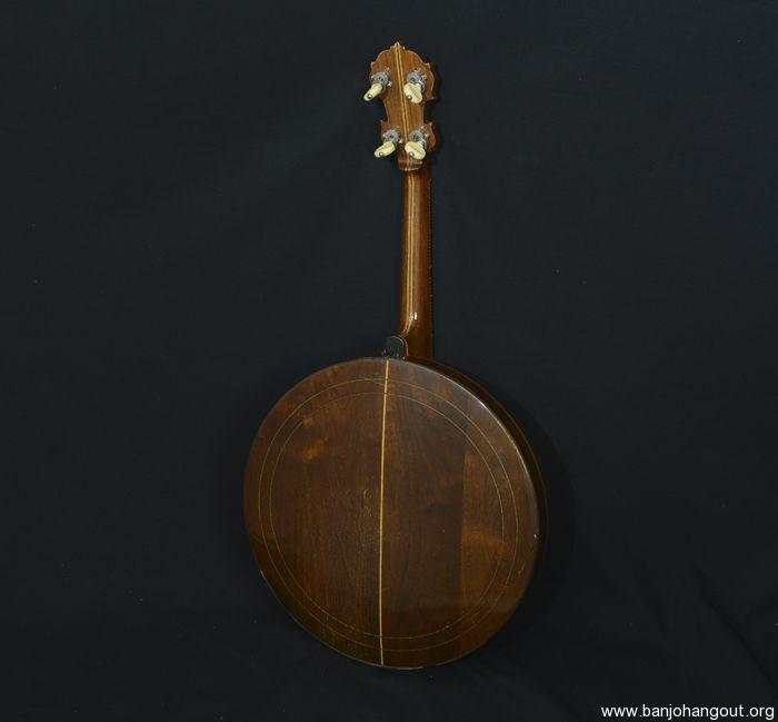 1928 Paramount Melody Banjo Style B - Banjo Hangout