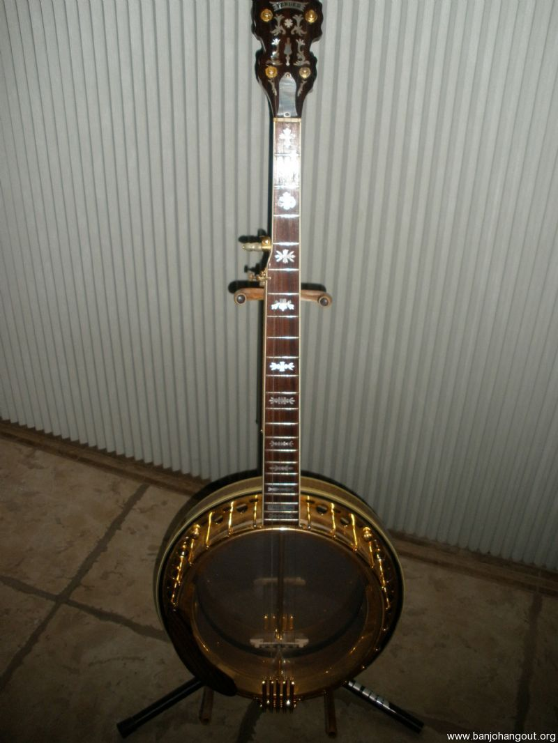 fender concert tone used banjo for sale at. Black Bedroom Furniture Sets. Home Design Ideas