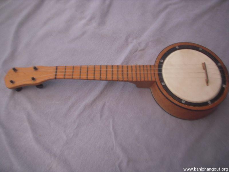 vintage banjo uke used banjo for sale at. Black Bedroom Furniture Sets. Home Design Ideas