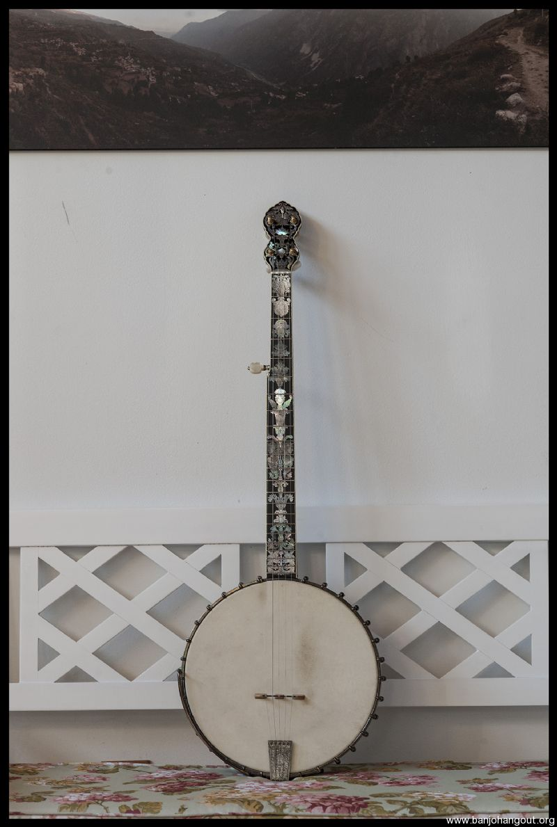 Doug Unger Presentation Banjo - Used Banjo For Sale at BanjoBuyer com