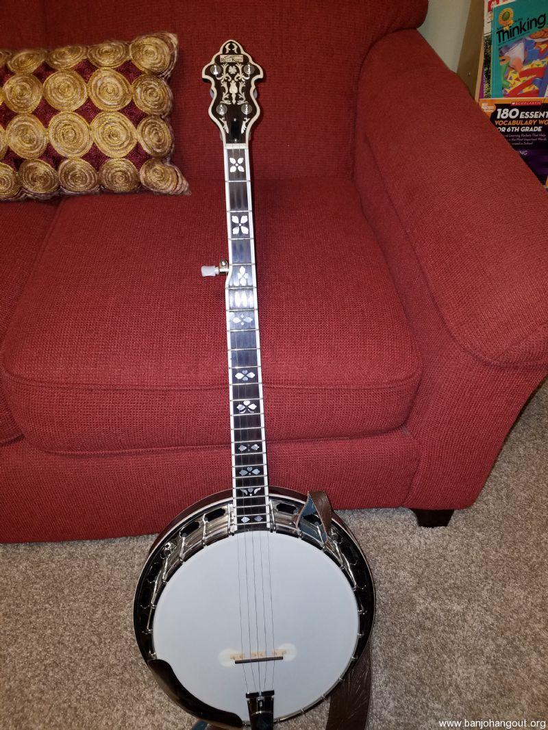 Recording King Banjo Parts