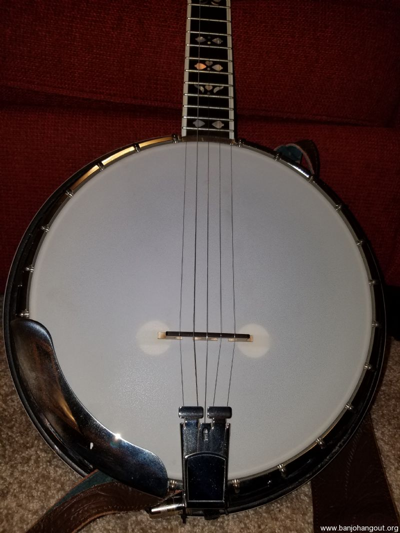 SOLD: Recording King RK-R80 - Banjo Hangout