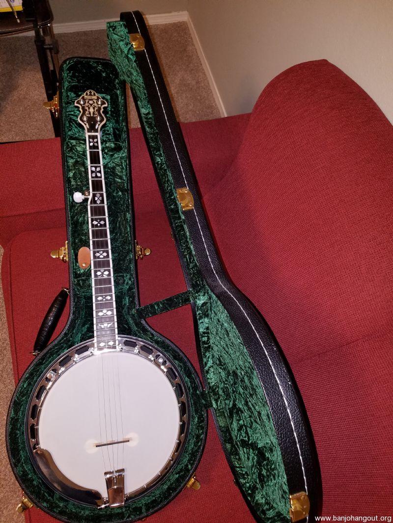 SOLD: Recording King RK-R80 - Banjo Hangout
