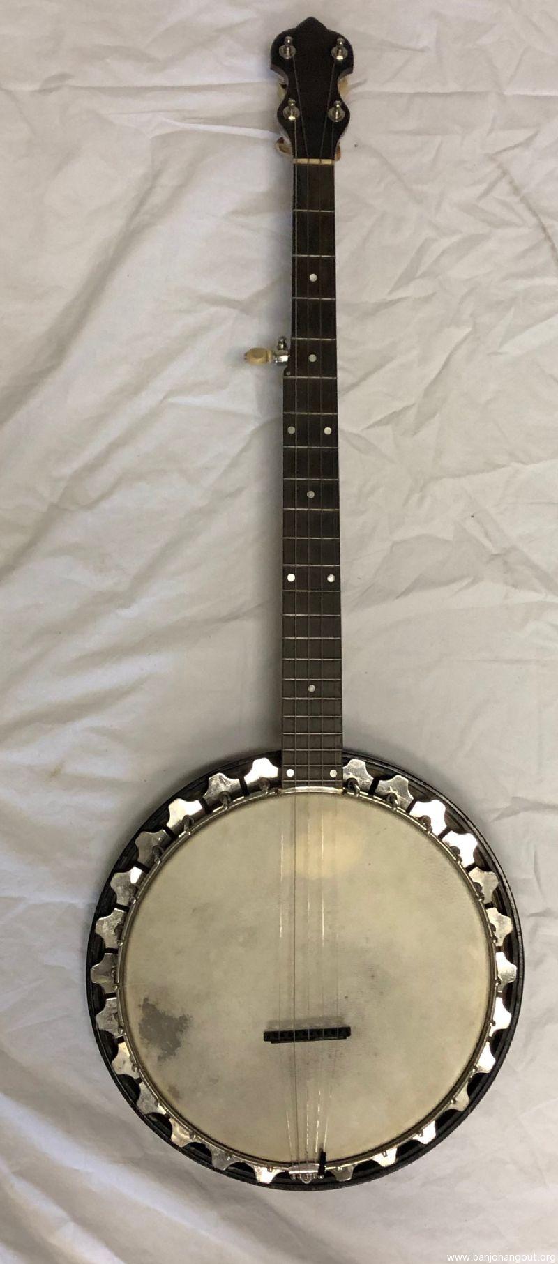 1920s Vega Style N Original Five String Resonator - Banjo