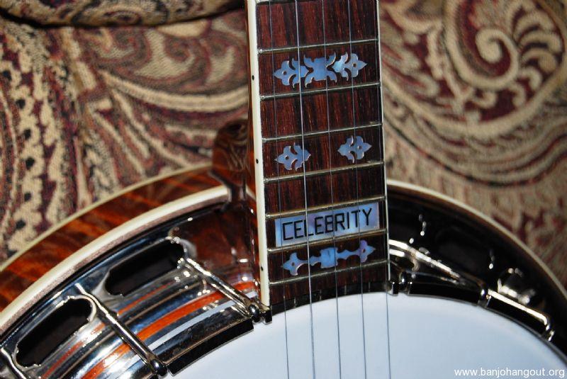 Hatfield Celebrity (Sold Pending) - Used Banjo For Sale at