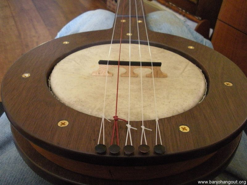 how to play fretless banjo