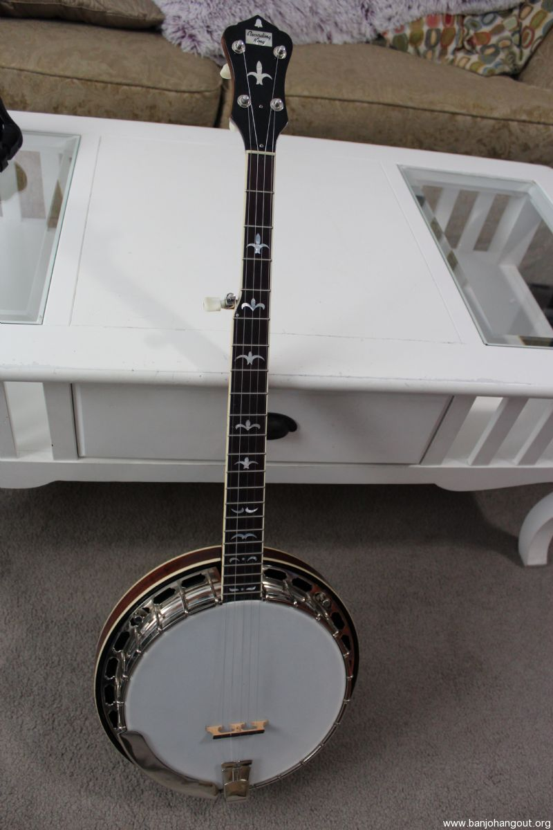2018 Recording King RK-36 in great condition - Banjo Hangout