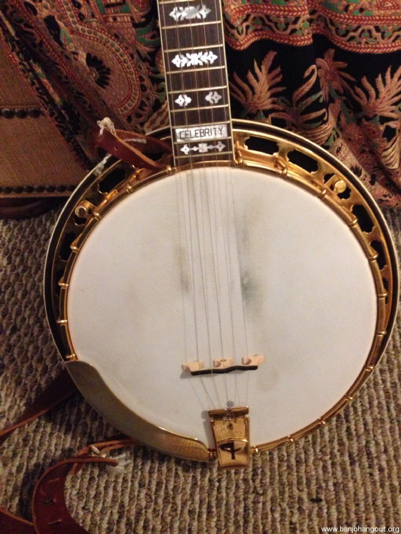 Hatfield Celebrity for Sale - Used Banjo For Sale at