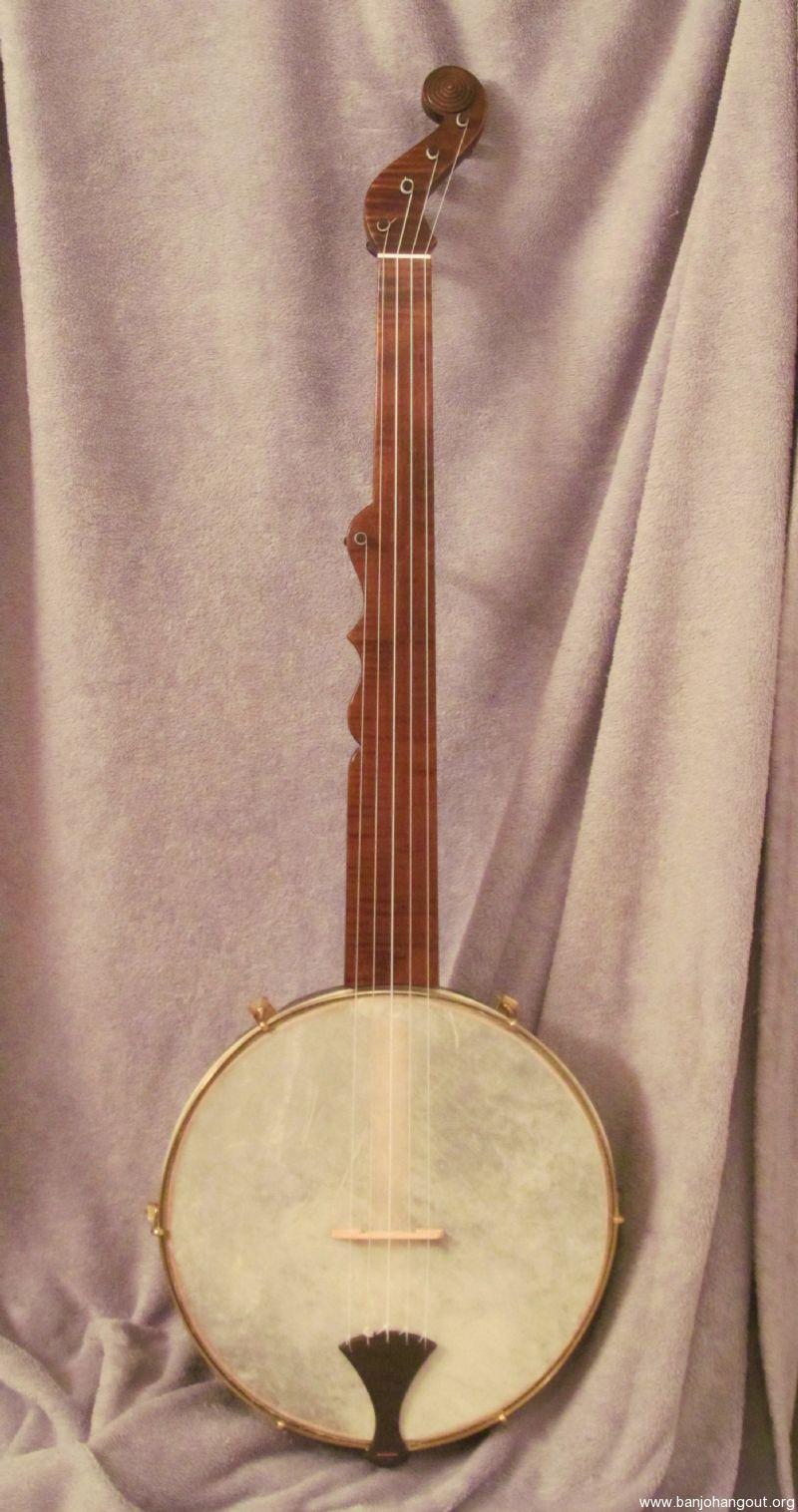 MINSTREL BANJO New Boucher Style - Used Banjo For Sale at