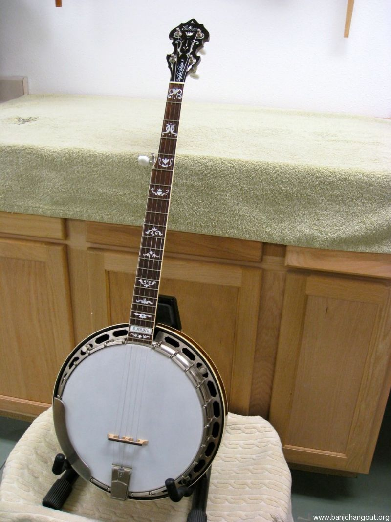 TRADED ~~~ Gibson Blackjack Custom, à la Charlie Cushman