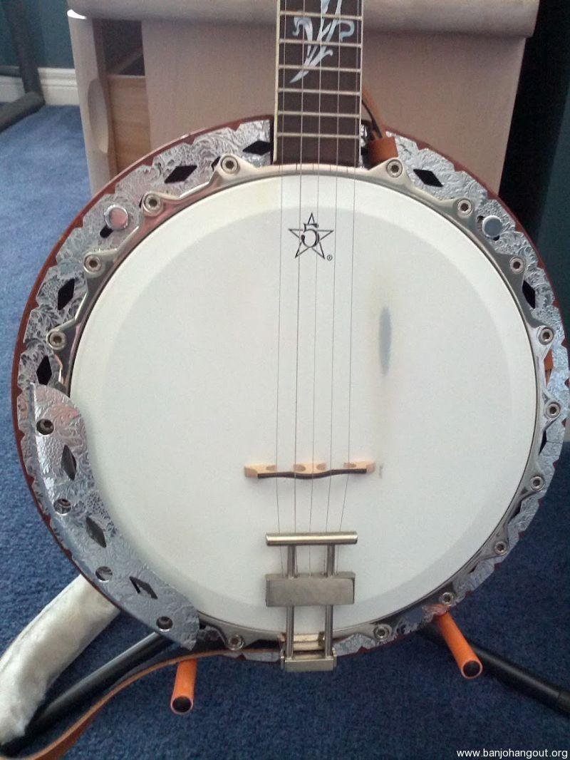 framus 5 string banjo  hold - pending trade