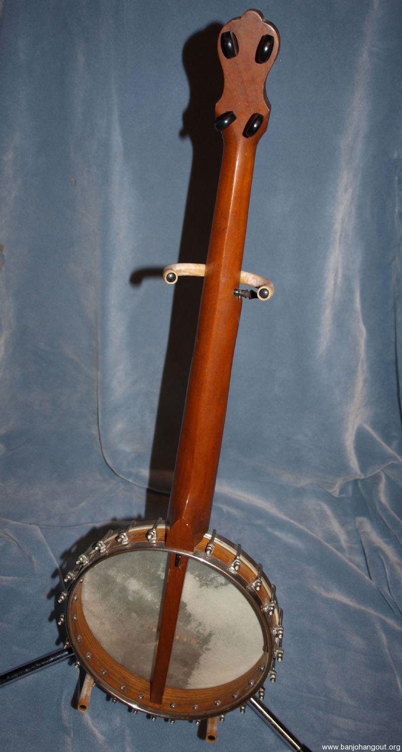 buckbee vintage open back used banjo for sale at. Black Bedroom Furniture Sets. Home Design Ideas