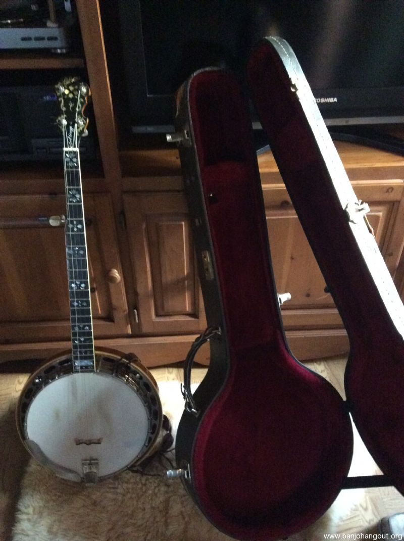 Gibson Earl Scruggs Standard Mastertone Used Banjo For Sale At