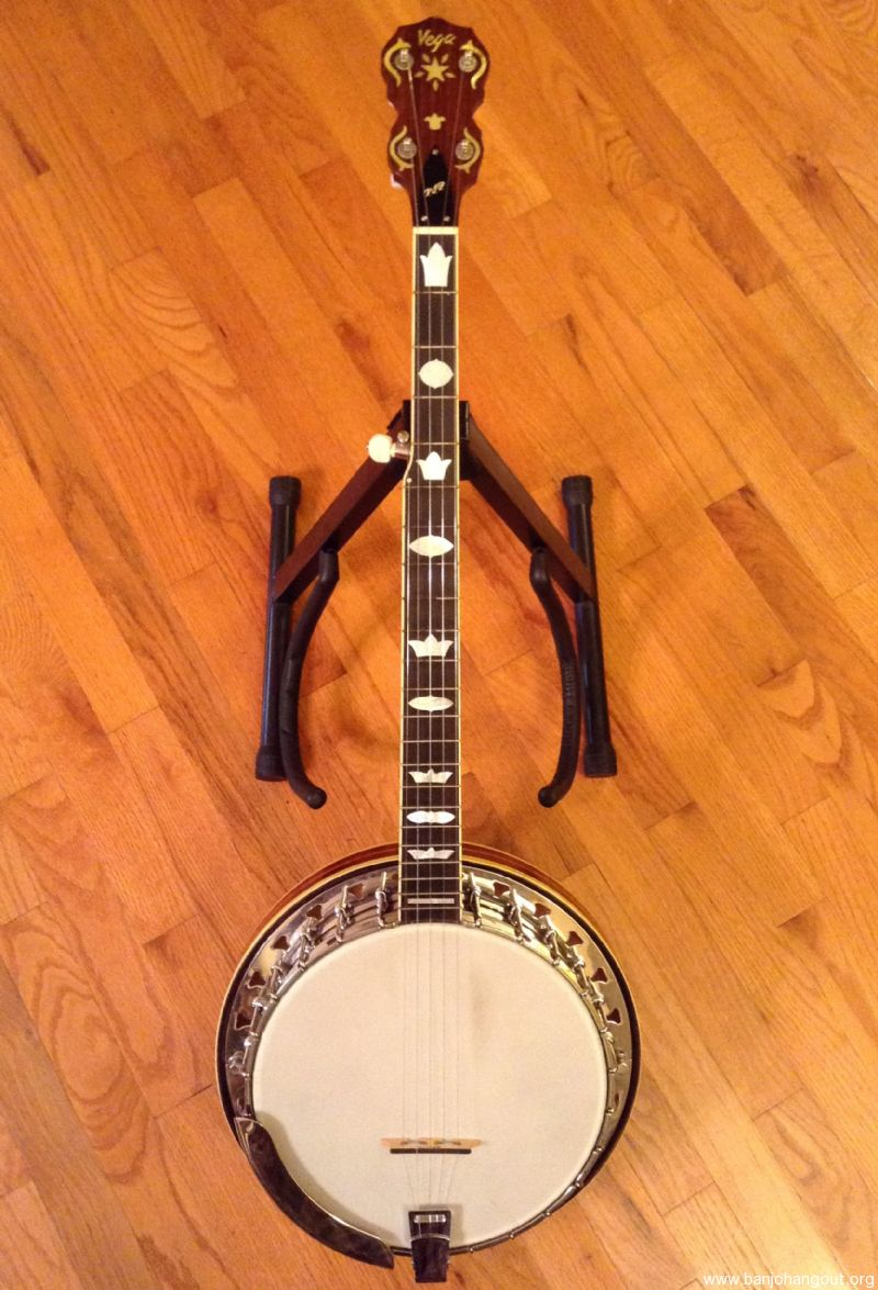 SOLD: **SOLD** Vega V I P  Early 70's Vintage - Banjo Hangout