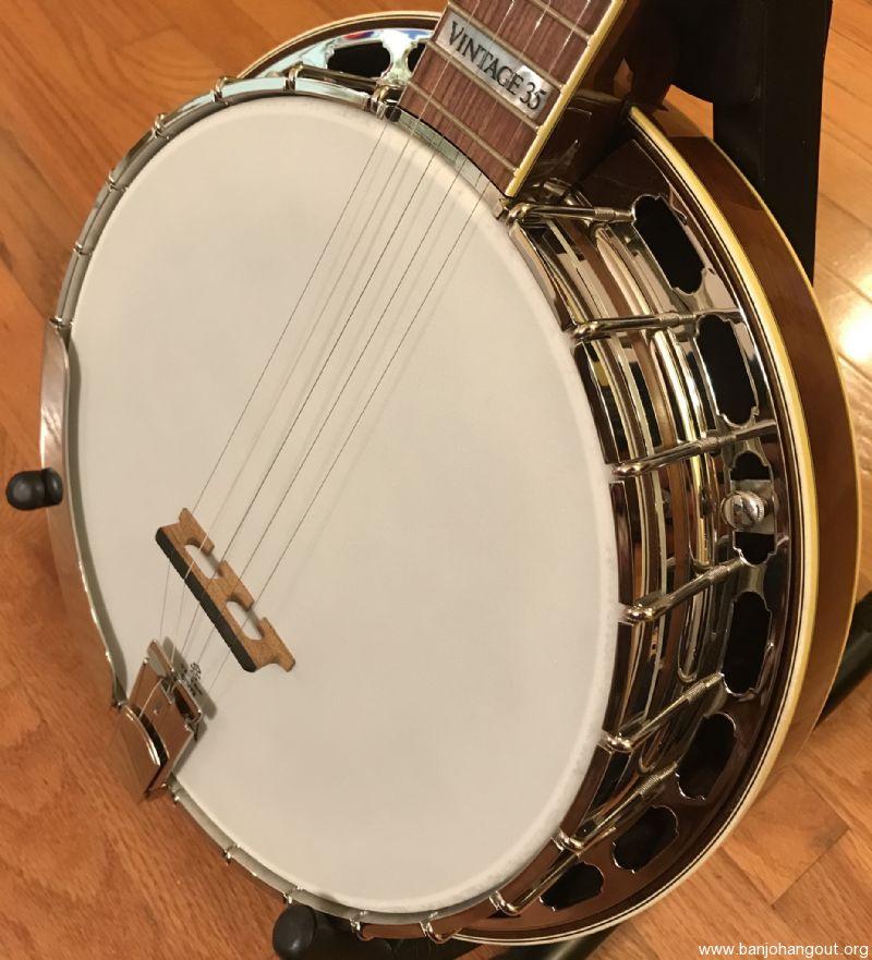2017 sullivan vintage 35 new old stock w full warranty used banjo for sale from banjo vault. Black Bedroom Furniture Sets. Home Design Ideas