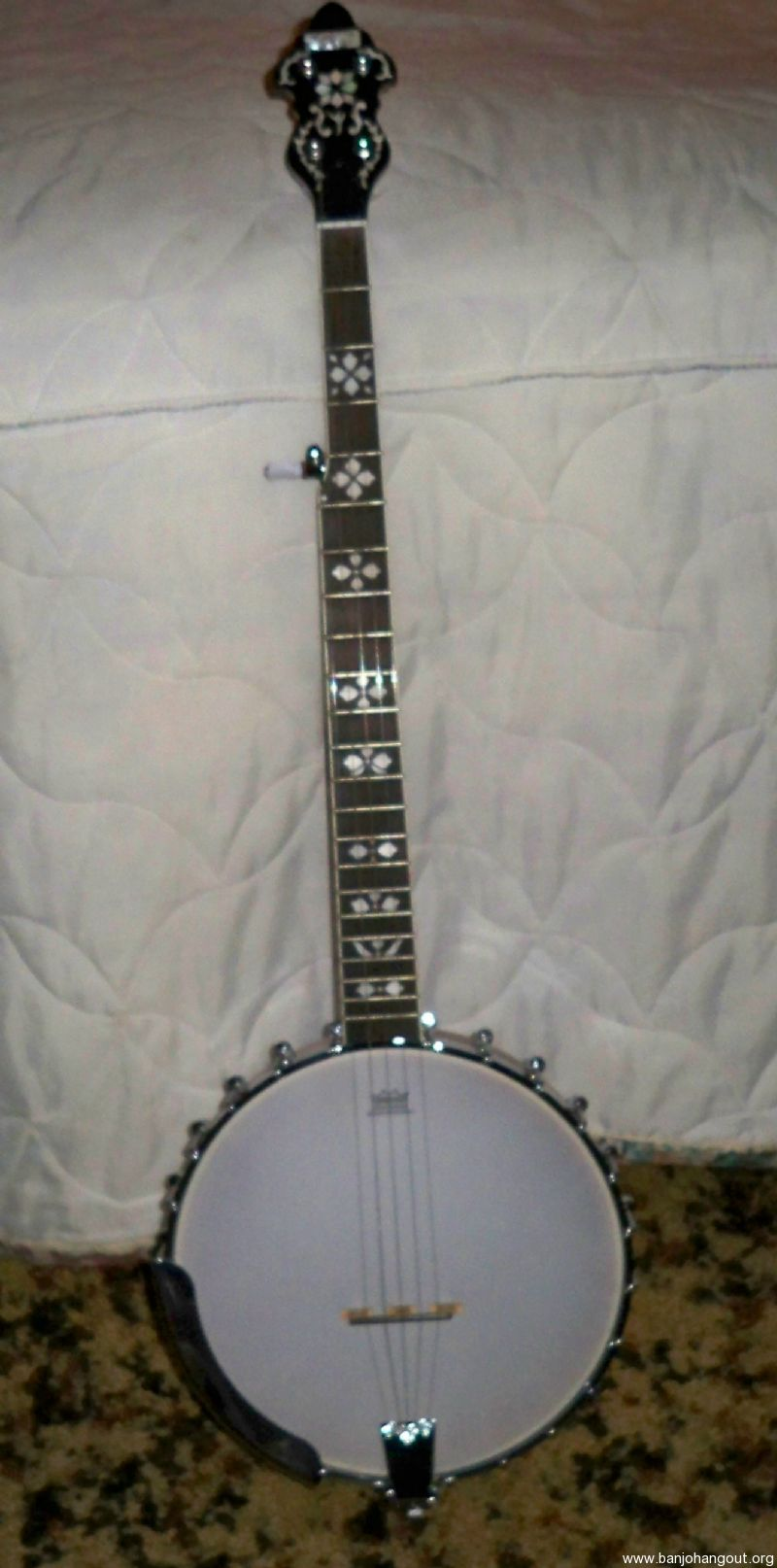 New Recording King open back banjo Sale Pending - Used Banjo For