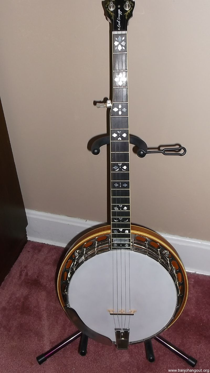 1984 Gibson Earl Scruggs Mastertone 312 Used Banjo For Sale At