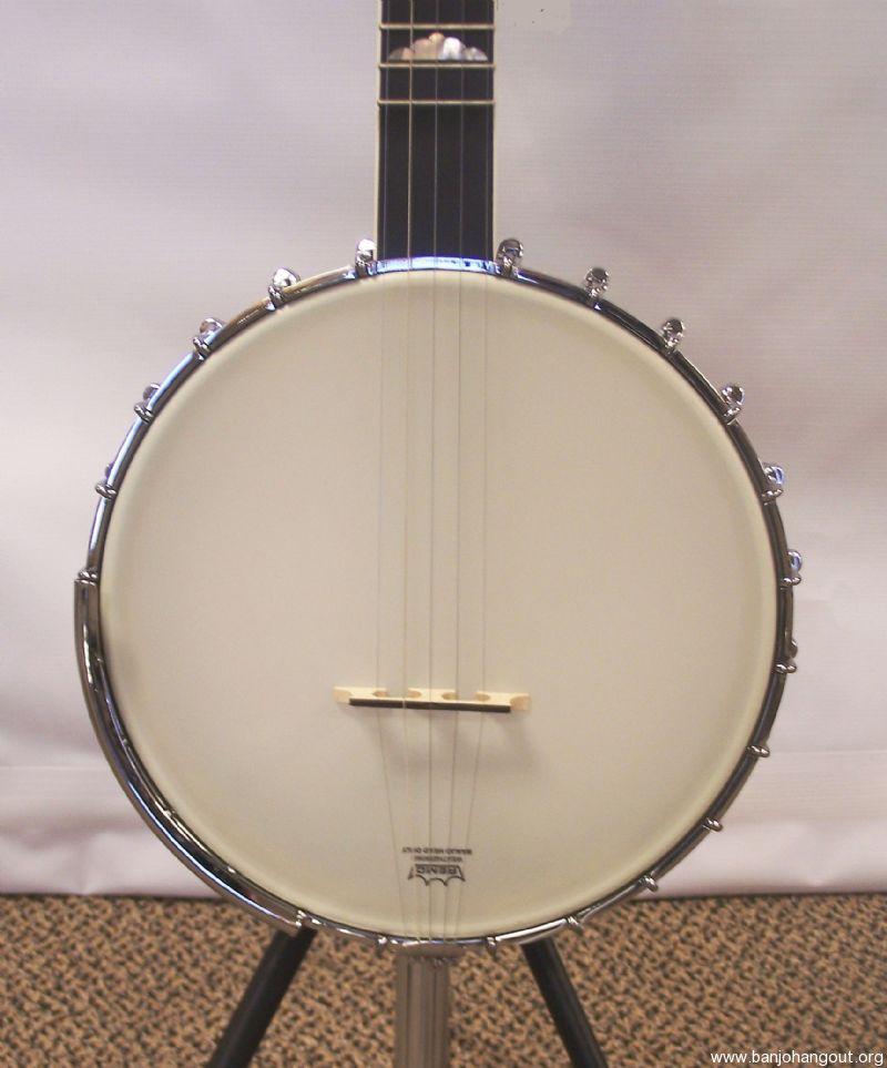 Gold Tone WL-250 Openback Banjo B-Stock/Factory Blem - Used