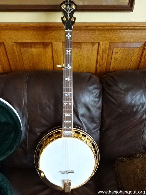 SOLD: Hatfield Custom Buckcreek(PENDING) - Banjo Hangout