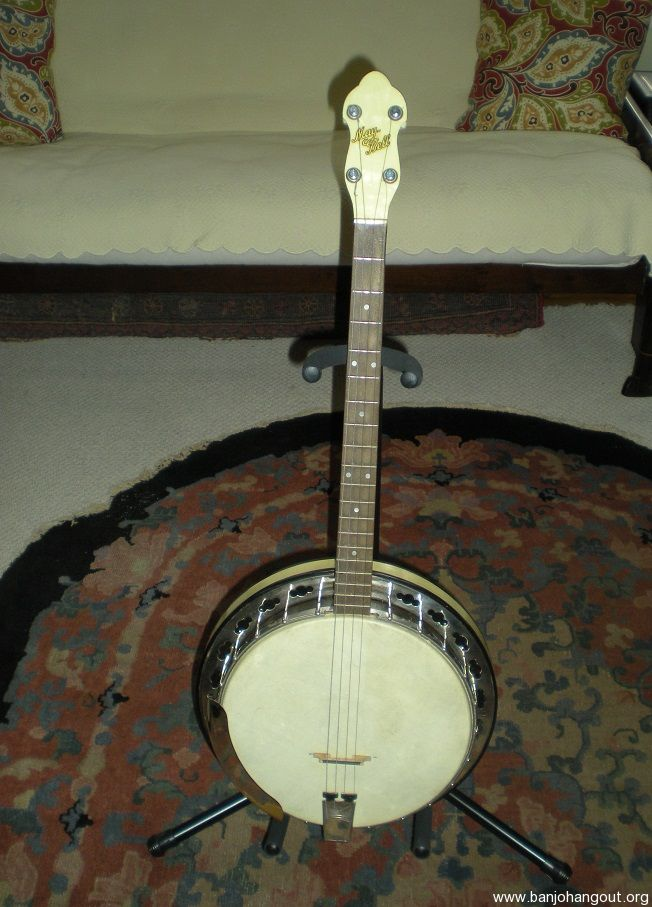 May Bell Tenor Banjo Slingerland Used Banjo For Sale