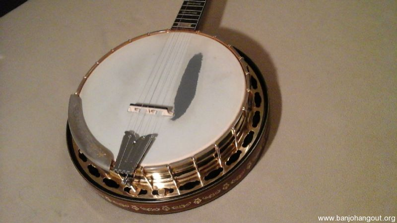 Vintage Orpheum 5 string Deluxe early 70's - Used Banjo For
