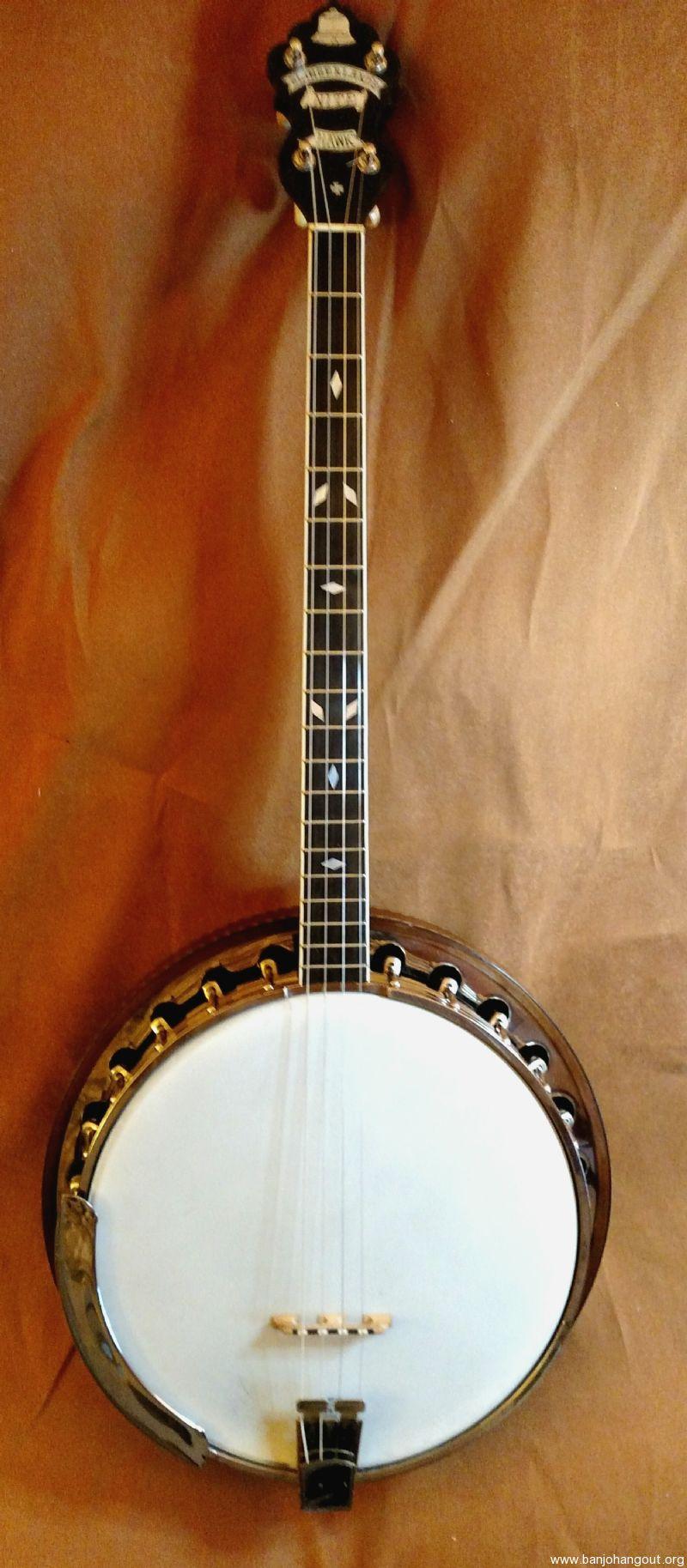 slingerland nite hawk 19 fret tenor banjo