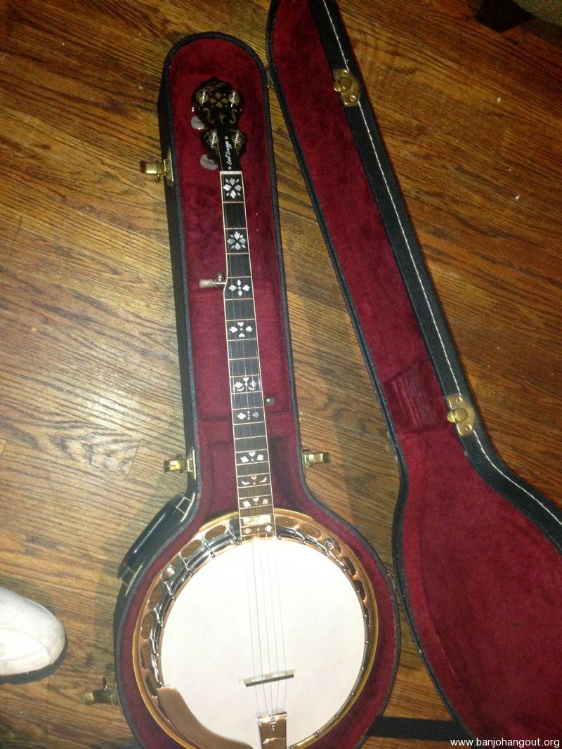 Gibson Earl Scruggs Mastertone Used Banjo For Sale At Banjobuyercom