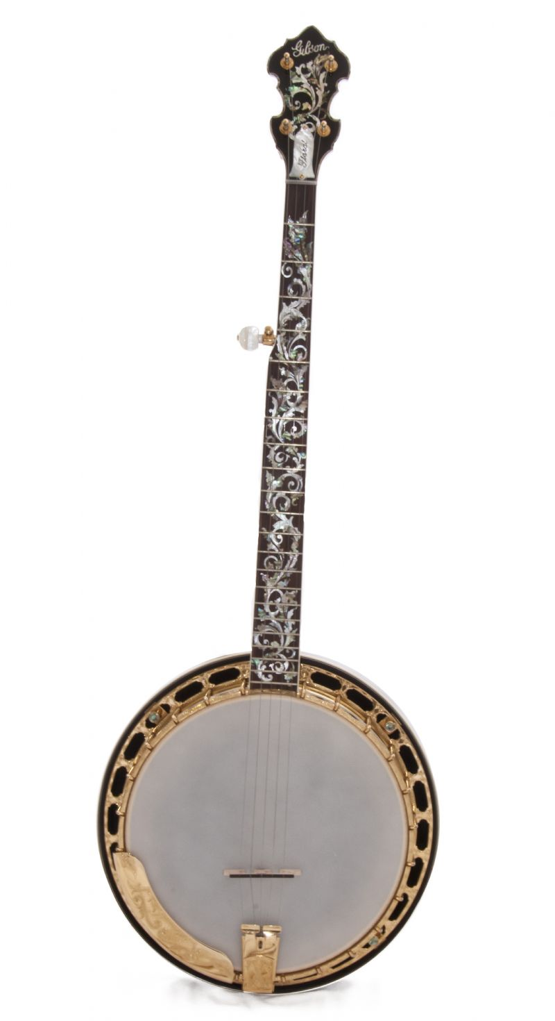 Gibson Custom Shop Collection Of 5 String Banjos Used