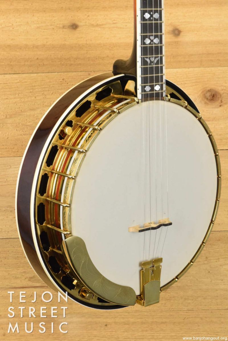 Recording King RK-97-SN Artist Deluxe - Used Banjo For Sale at