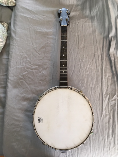 Help identifying and dating this banjo would be appreciated