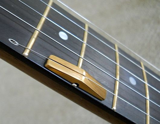 How To Make A Homemade 5th String Capo Discussion Forums