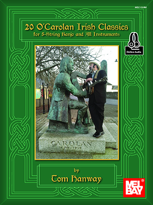 20 O'Carolan Irish Classics for 5-String Banjo and All Instruments