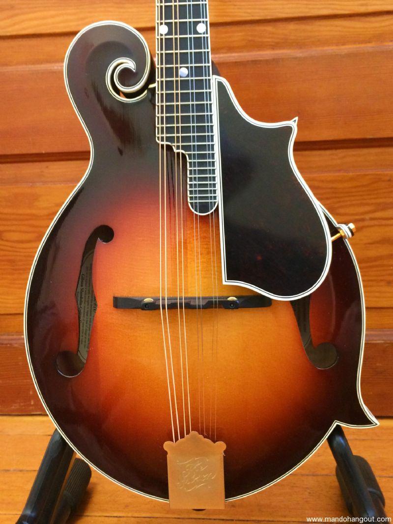 Gibson F5 Fern Mandolin - Mando Hangout